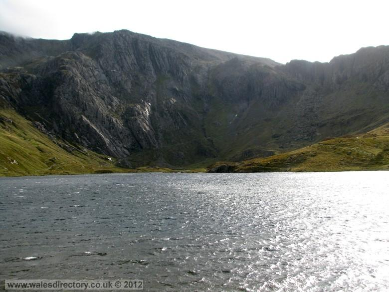 Picture Of Hanging Valley Of Cwm Idwal